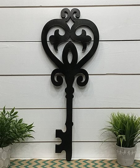 Love Is The Key To Happiness Wall Decor from cfcdn.zulily.com