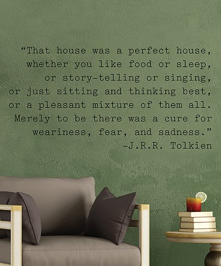 Wall Quotes By Belvedere Designs Perfect House Wall Quotes Decal