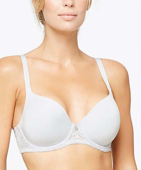 9e86c2bd64635 Montelle Intimates Feather Gray Pure Plus Full Coverage fit T-Shirt ...