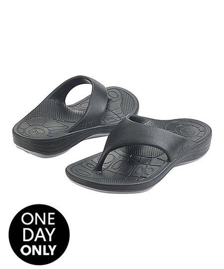 966c707511d1 love this product Black Lynco Flip-Flop - Women