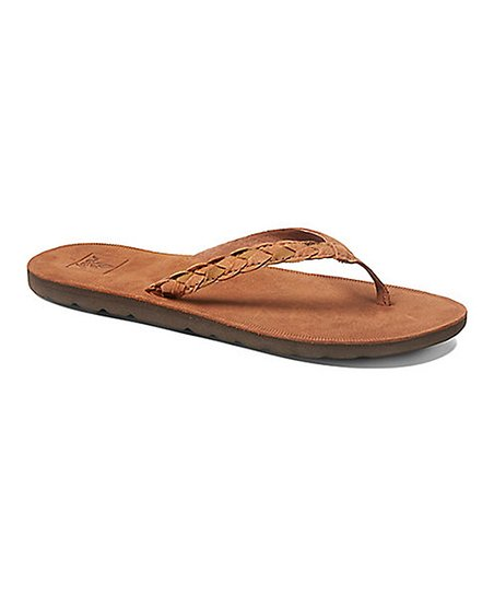 d9ccd8272 love this product Rust Voyage Sunset Flip-Flop - Women