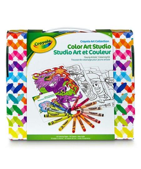Crayola Color Art Studio Set | Zulily