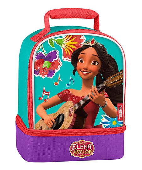 Elena of Avalor Insulated Zip-up Lunch bag