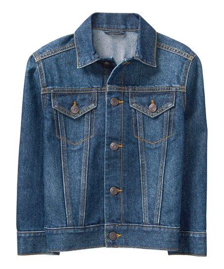 835de14ebe7e Crazy 8 Medium Wash Denim Jacket - Boys
