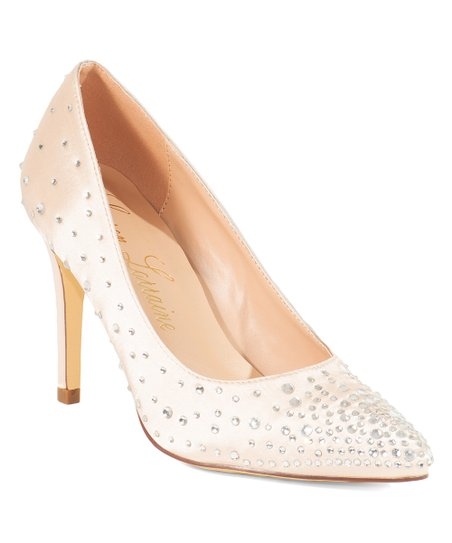fbbbd479123 love this product Nude Frances Pump - Women