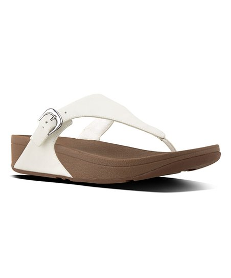 1d61d6706 love this product Urban White The Skinny Leather Sandal - Women