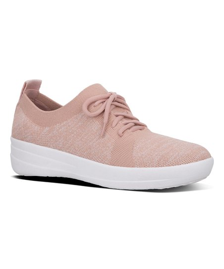 025c7072b love this product Neon Blush   Urban White F-Sporty Uberknit Sneaker - Women