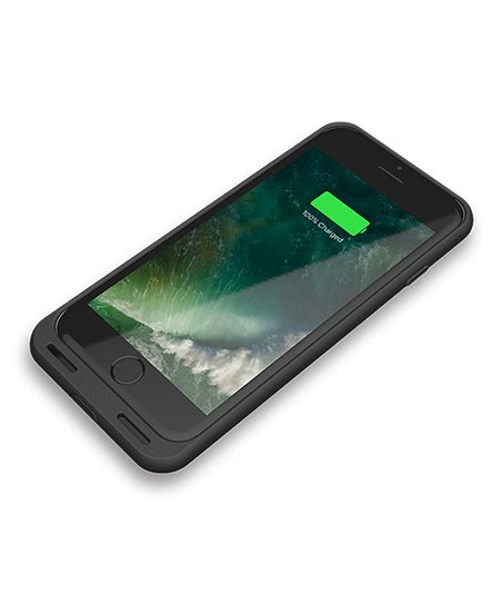 timeless design 719fc abfe1 Bezalel Black Latitude Wireless Receiver Case for iPhone 7 Plus