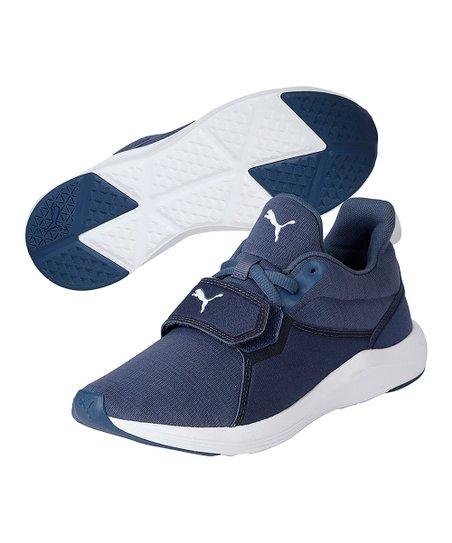 shop for official provide plenty of discount price PUMA Blue Indigo & White Prodigy Training Shoe - Women