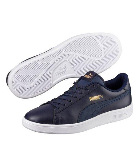35e3d6b08bc9 love this product Peacoat Smash V2 L Plus Leather Sneaker - Men