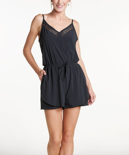 a3576c58520 Toad Co Black Sunkissed Romper - Women