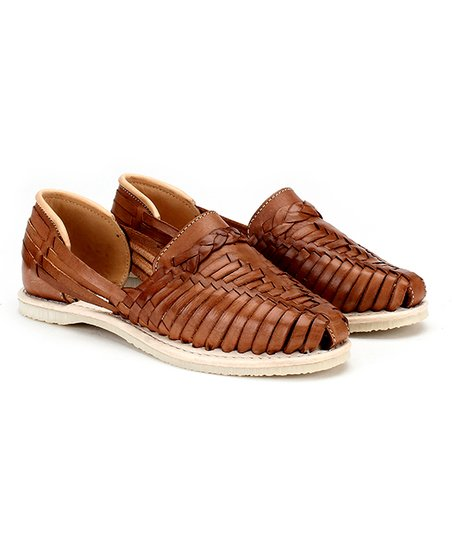 e42053bc35c8 love this product Natural Catrinas Leather Huaraches Sandal - Women