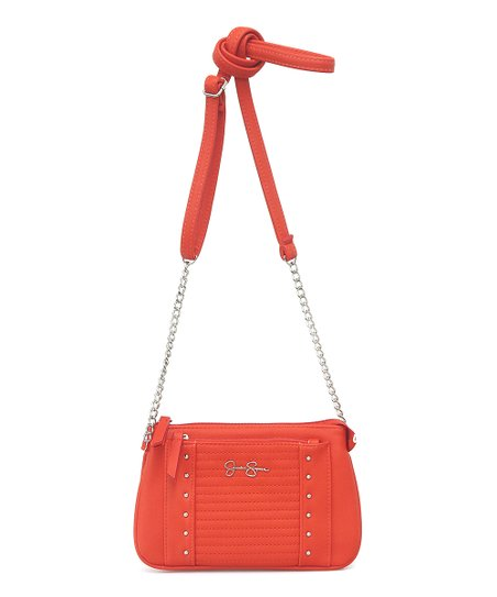 94cb9dc054f7 Jessica Simpson Collection Red Tilly Crossbody Bag