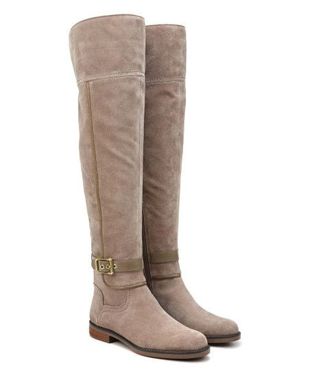 d821e9577c8 love this product Cocco Crimson Wide-Calf Over-the-Knee Suede Boot - Women