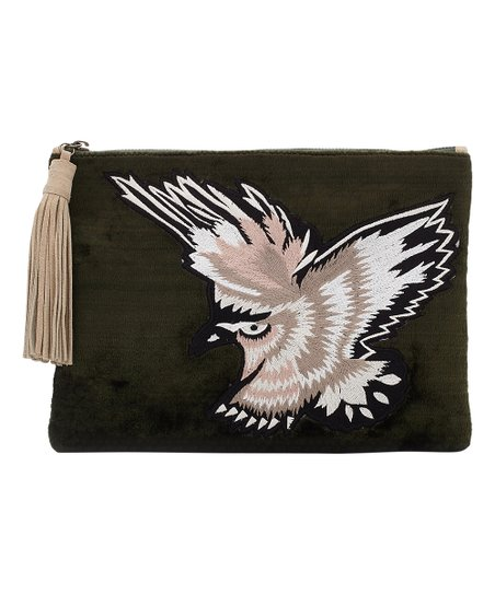 5431ced9bc4 love this product Moss Green Carol Clutch