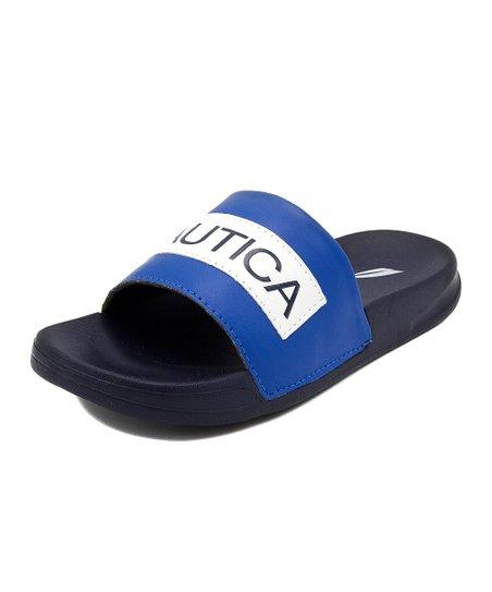 b4205dd66c7c Nautica Lapis Blue Altair Sandal - Boys