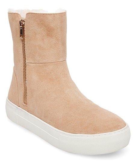 d61571e9e99 love this product Tan Garrson Suede Sneaker Boot - Women