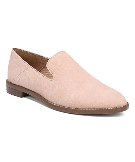 6e407635bfe love this product Peach Haylee Suede Loafer - Women