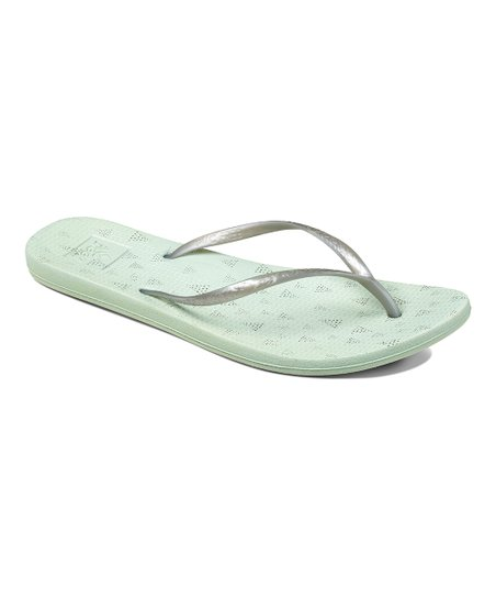 ad972698a64df love this product Mint Reef Escape Lux Flip-Flop - Women