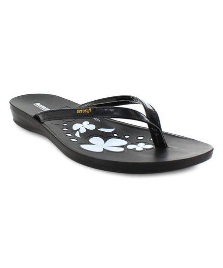 037c76971 love this product Black Sandra Flip-Flop - Women