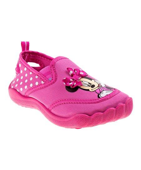 Josmo Fuchsia Minnie Mouse Water Shoe
