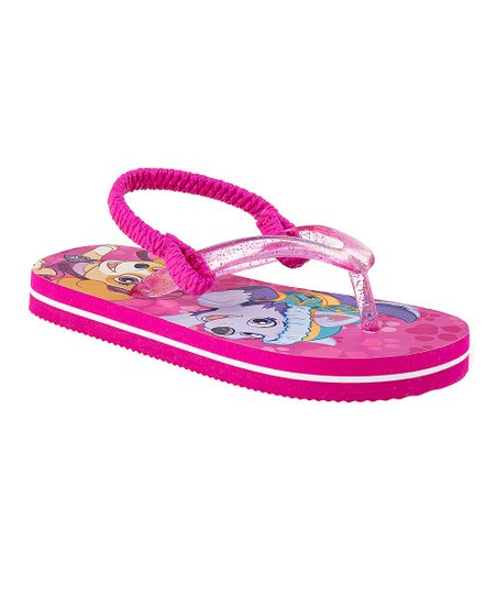 c19282bb8b98c love this product Pink PAW Patrol Flip-Flop - Girls