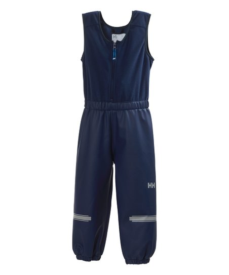 7b874d10bb3 love this product Evening Blue Helly Bib Overalls - Infant