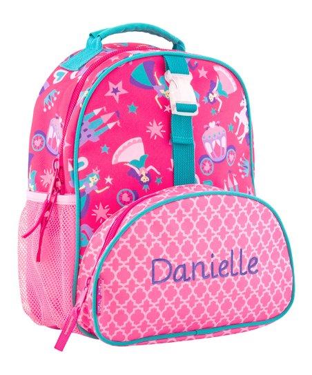 Pink Personalized Princess Mini Backpack  e6f70397d29b4