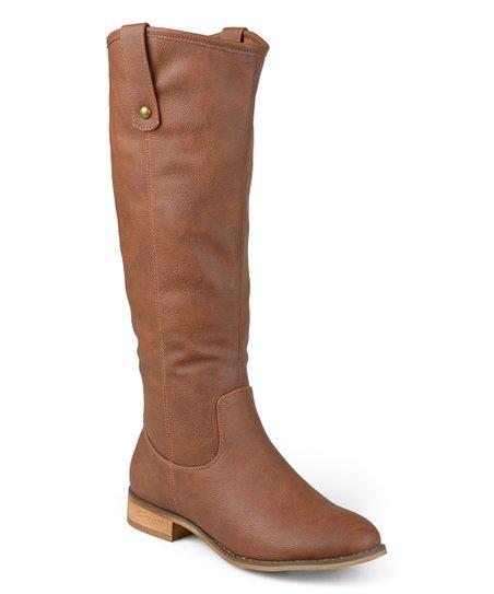 Bella Cora Brown Taven Extra Wide-Calf Boot - Women  c98093f465