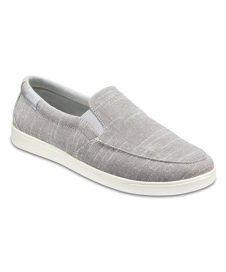 Crocs Light Gray CitiLane Low Slip-On