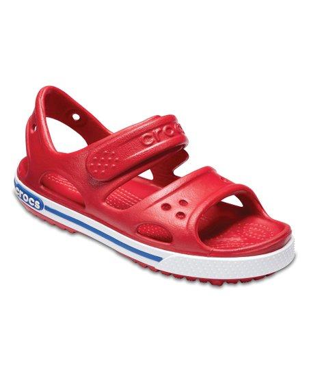 c998f1fb2 love this product Pepper   Blue Jean Crocband II Sandal - Boys