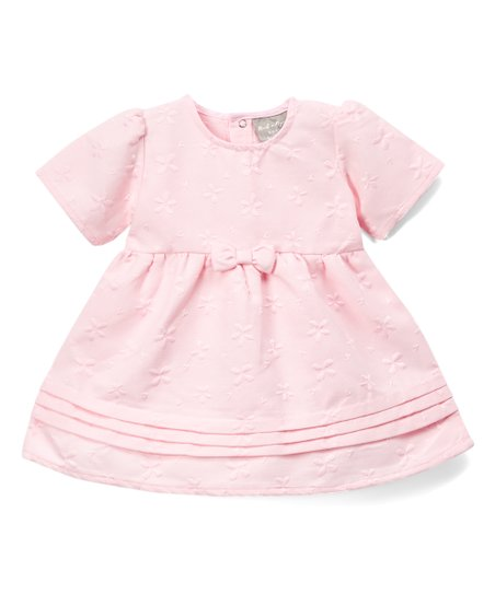 343db118e6 love this product Pink Bow A-Line Dress - Newborn   Infant
