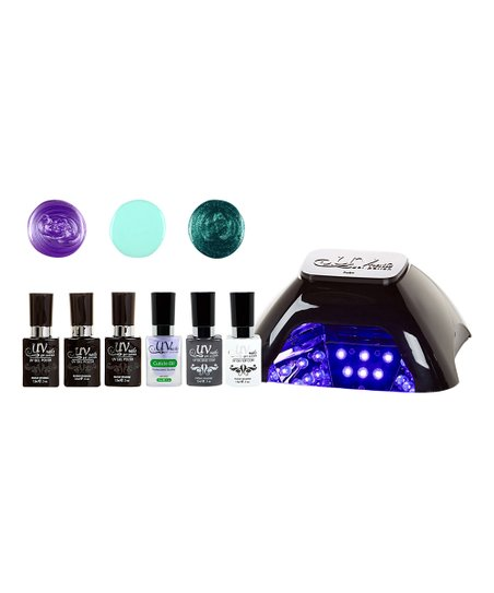 UV-Nails Stand by Me Gel Nail Polish Starter Kit | Zulily