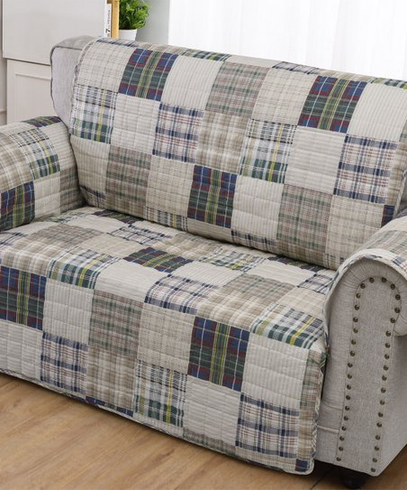 Fabulous Greenland Home Fashions Oxford Quilted Furniture Protector Machost Co Dining Chair Design Ideas Machostcouk