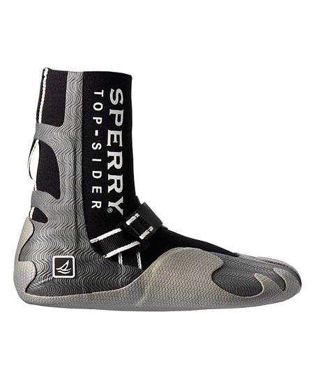 Sperry Top-Sider Black Sea Sock Hi-Top