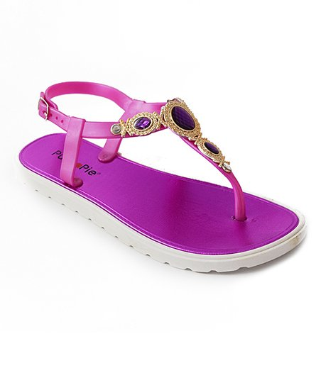 34a3c0c04049 love this product Purple Rhinestone Sandal - Women