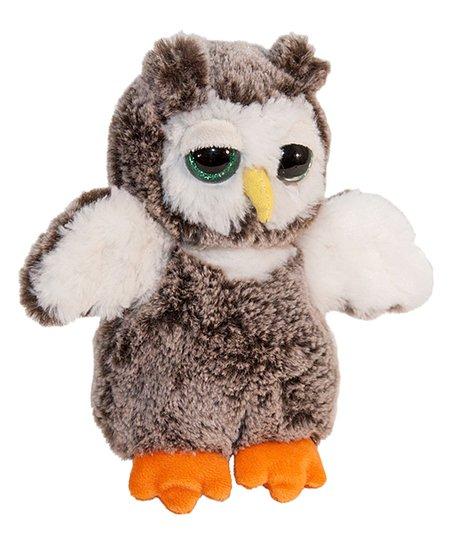 Giftable World 7 Big Eyes Owl Plush Toy Zulily