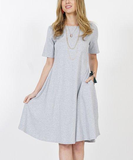Grey Dress for Women