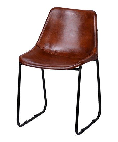 Brilliant Established 98 Kanga Leather Accent Chair Creativecarmelina Interior Chair Design Creativecarmelinacom