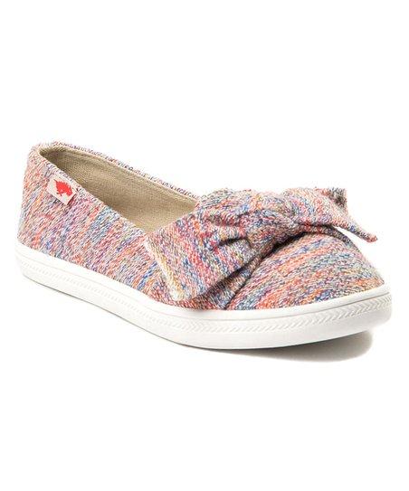 Rocket Dog Girls Popper Slip on Shoes