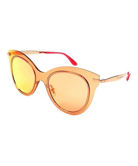 1b979efc965f1 love this product Orange   Red Cat-Eye Sunglasses