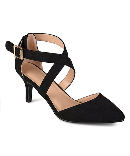 2bee21ee12d Bella Cora Black Dara D'Orsay Pump - Women