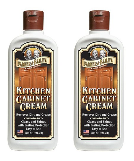 Kitchen Cabinet Cream 8 Oz Bottle Set Of Two