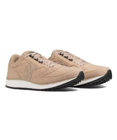d379003604 Saucony Tan Freedom Runner Wool Running Shoe - Women