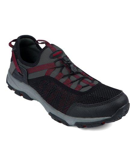 1d685d9b8d00 Northside Dark Gray   Red Waverunner II Water Shoe - Men
