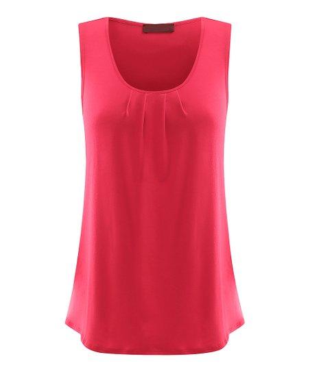 28eb2cb86e9 love this product Coral Sleeveless Tunic - Women   Plus
