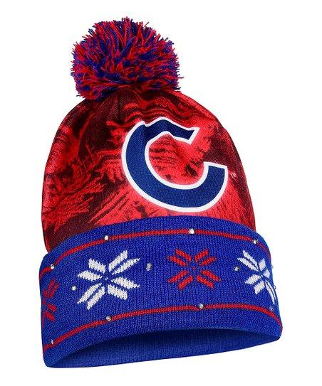 MLB Chicago Cubs Light-Up Beanie  879a515e77