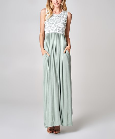 5bd46f6672 love this product Sage Lace Top Maxi Dress - Women