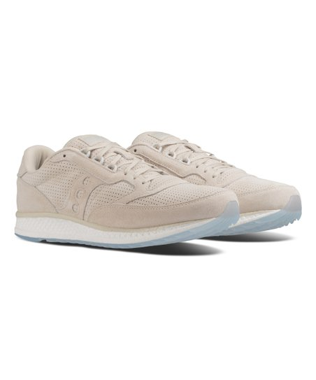 d60ce1c83ae1 love this product Tan Freedom Runner Suede Running Shoe - Men