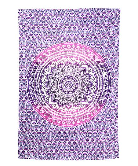 love this product Pink Ombré Mandala Wall Tapestry 53daabbffc
